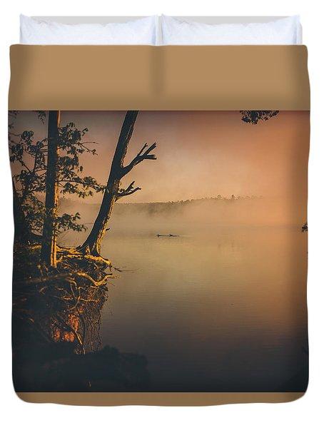 Morning Colors Duvet Cover