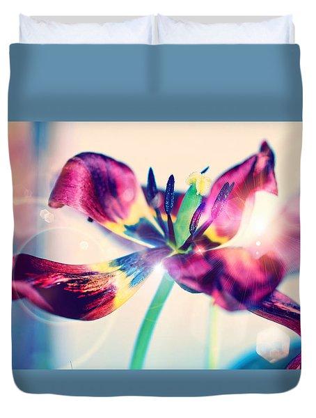 Morning Dream  Duvet Cover by Mikko Tyllinen
