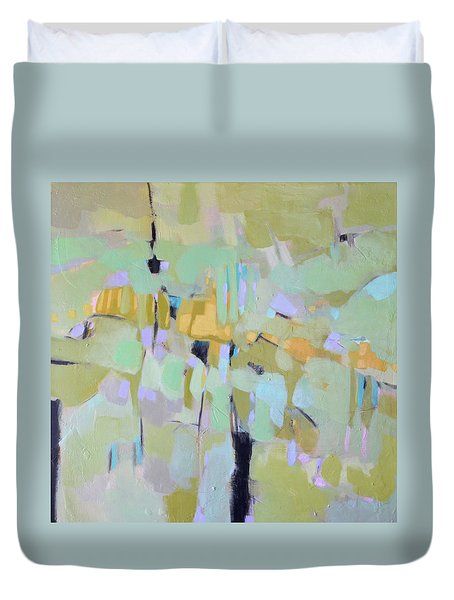 Morning Glory Duvet Cover by Filomena Booth