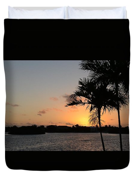 Morning Has Broken Two Duvet Cover