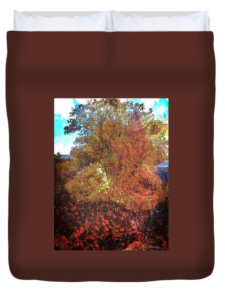 Morning Medely Duvet Cover by Anastasia Savage Ealy