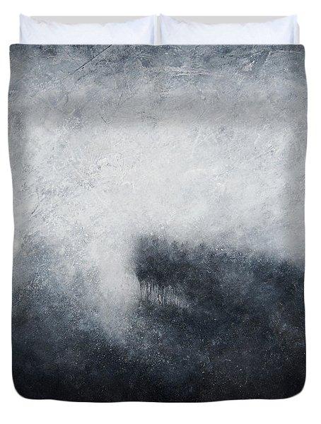 Morning Mist 1 Duvet Cover