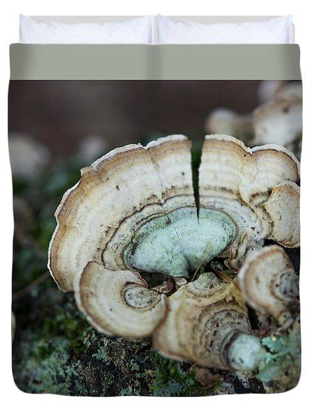 Morning Mushroom Duvet Cover