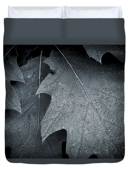 Morning Oak Duvet Cover