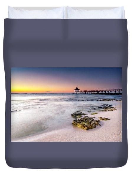 Morning Pastels Duvet Cover