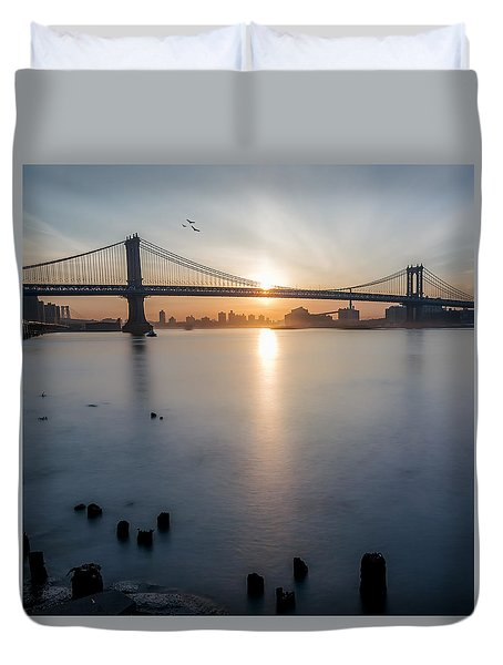 Morning Sunrise Duvet Cover
