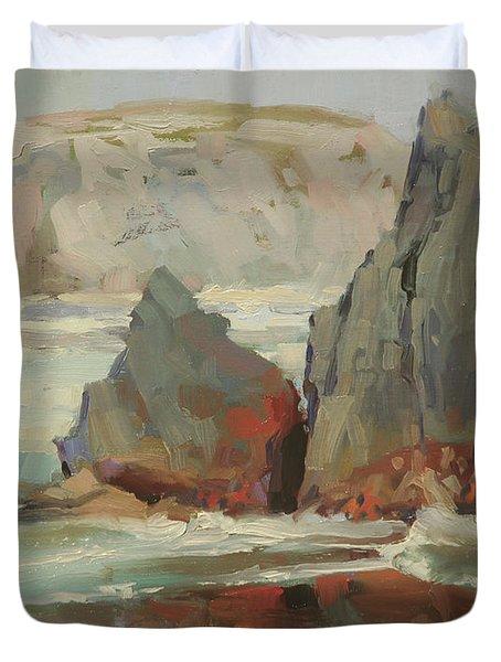 Morning Tide Duvet Cover