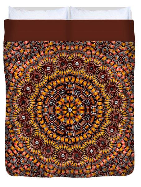 Morocco Duvet Cover by Robert Orinski