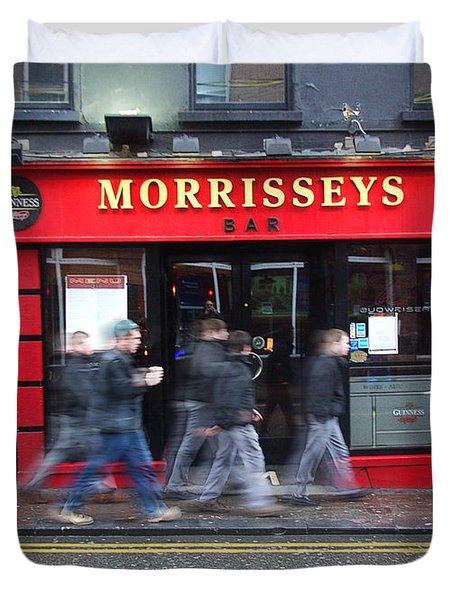 Morrissey Duvet Cover