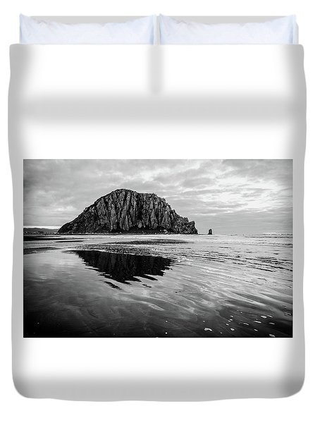 Morro Rock II Duvet Cover