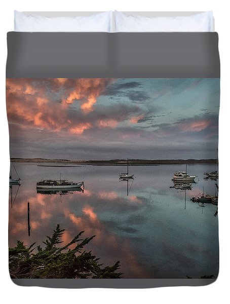 Morrow Bay Duvet Cover