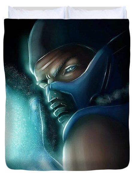 Mortal Kombat Duvet Cover