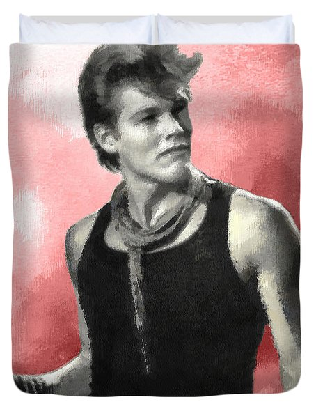 Morten Harket - A-ha Duvet Cover