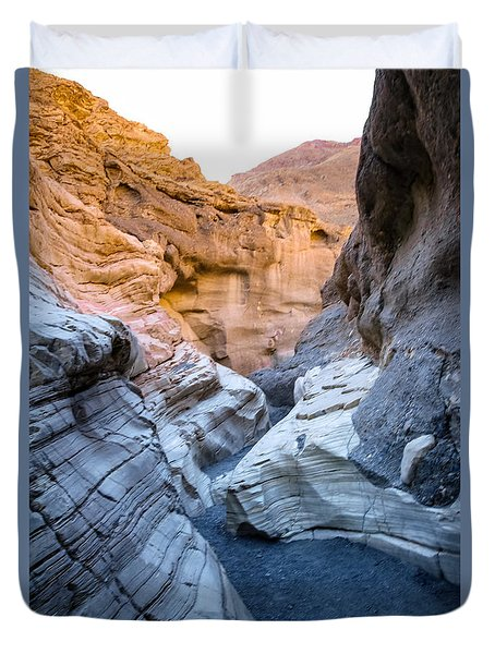 Mosaic Canyon Duvet Cover