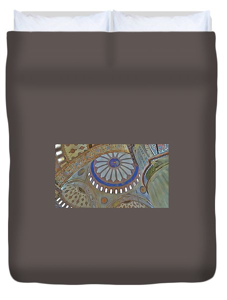 Mosque Dome Duvet Cover