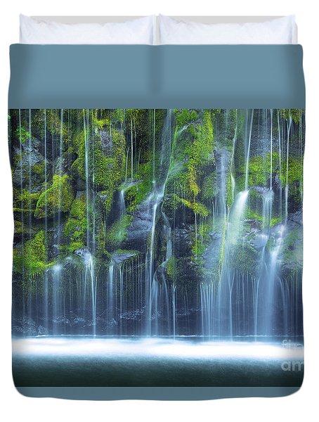 Mossbrae Falls - 05 Duvet Cover