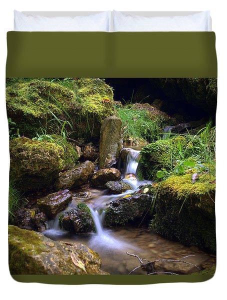 Mossy Glenn Spring 2 Duvet Cover
