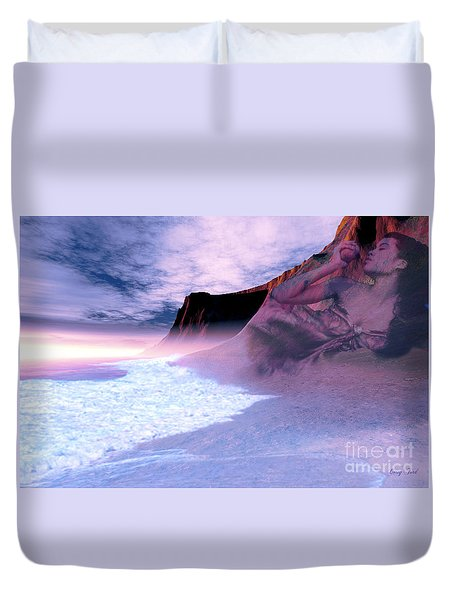 Mother Earth Duvet Cover by Corey Ford