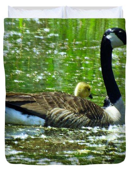 Mother Goose Duvet Cover