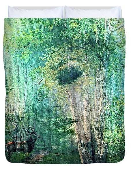 Mother Nature 0022 Duvet Cover