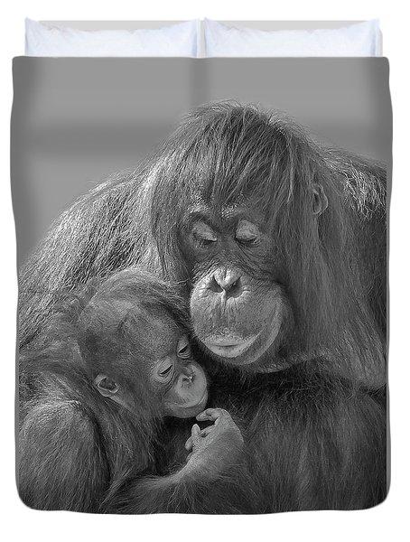 Motherhood 10 Duvet Cover