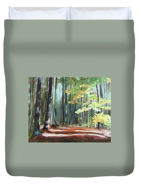 Mother's Day Gift Duvet Cover