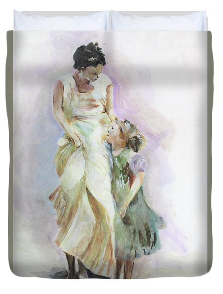 Mothers Love Duvet Cover
