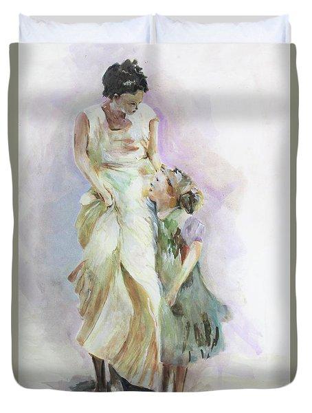 Mothers Love Duvet Cover