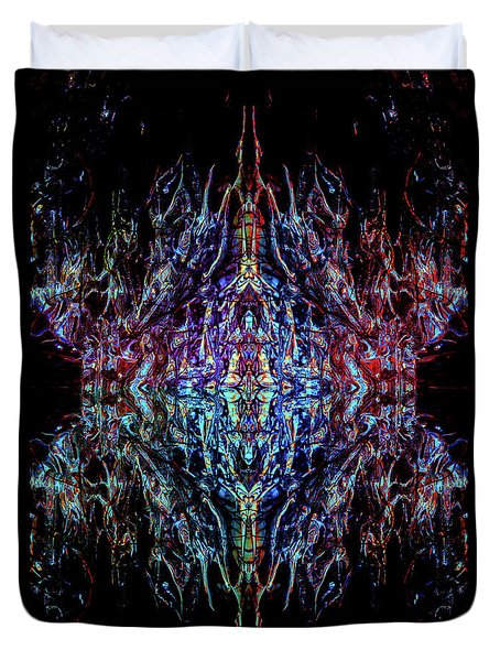 Mothership Duvet Cover