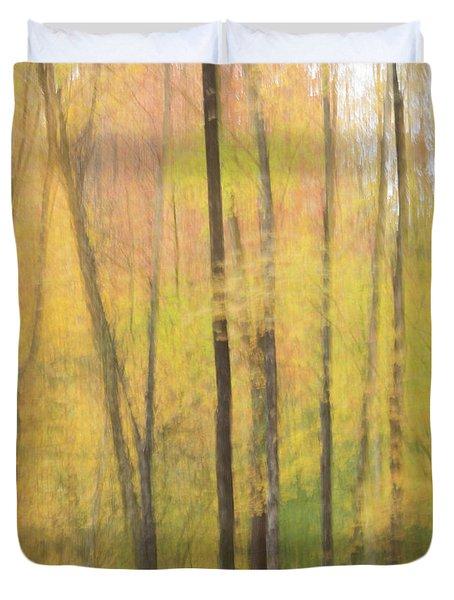 Motion In Color Duvet Cover