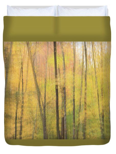 Motion In Color Duvet Cover