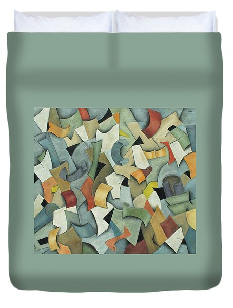 Motion Duvet Cover