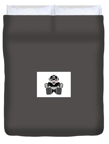 Moto-hal Duvet Cover