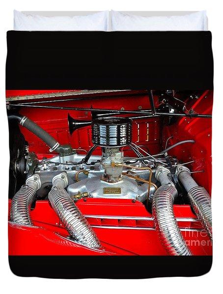 Motor 1 Duvet Cover