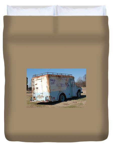 Motor City Pop #16 Duvet Cover