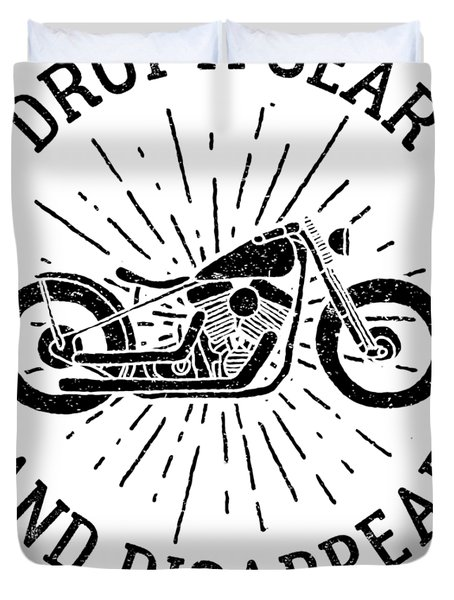 Motorcycle Safety Duvet Covers