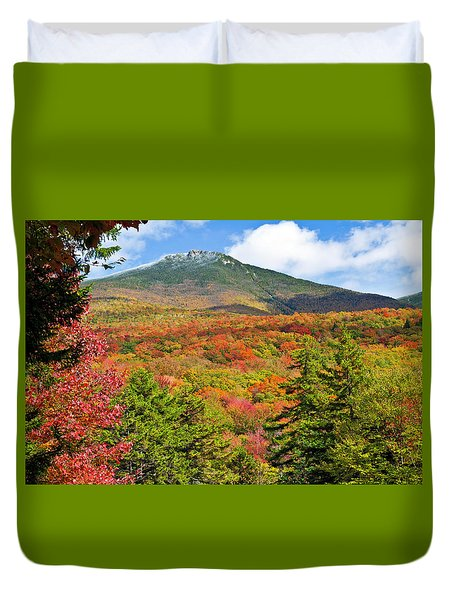 Mount Liberty Duvet Cover