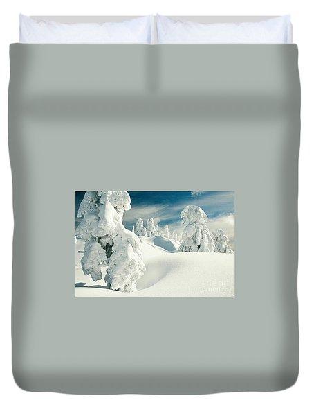 Mount Seymour Duvet Cover