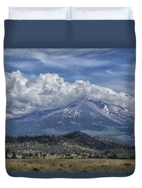 Mount Shasta 9950 Duvet Cover