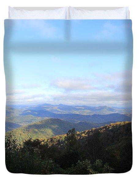 Mountain Landscape 1 Duvet Cover