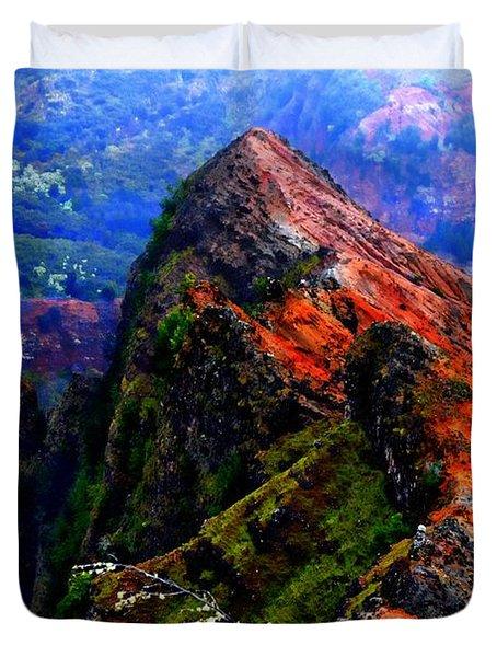 Mountain Landscape 27  Duvet Cover