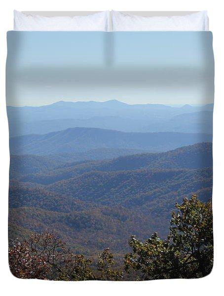 Mountain Landscape 4 Duvet Cover