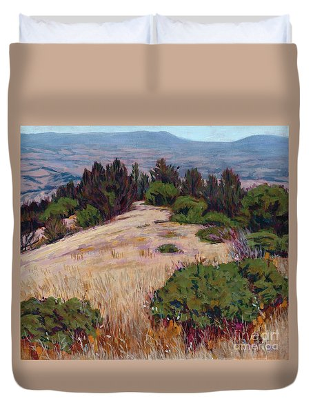 Mountain Meadow Duvet Cover
