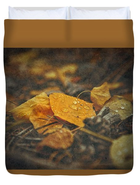 Duvet Cover featuring the photograph Mountain Months  by Mark Ross