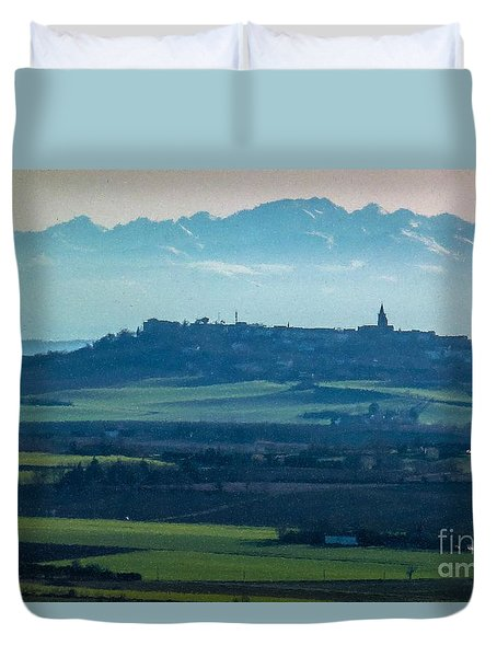Mountain Scenery 4 Duvet Cover