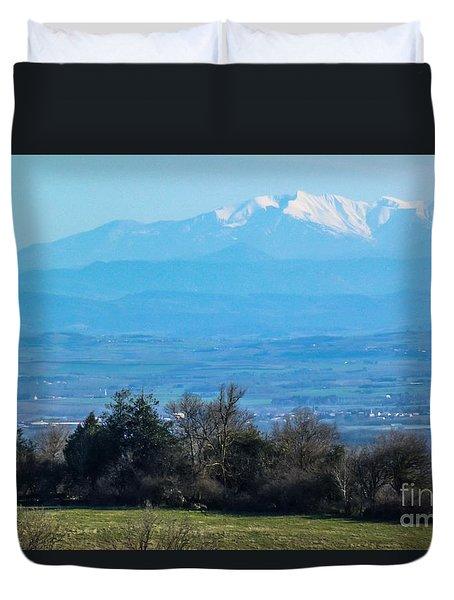 Mountain Scenery 6 Duvet Cover
