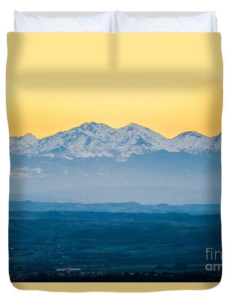 Mountain Scenery 7 Duvet Cover
