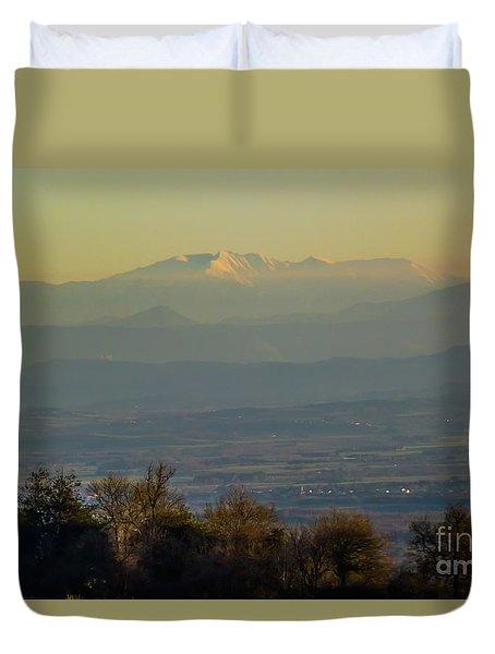 Mountain Scenery 8 Duvet Cover
