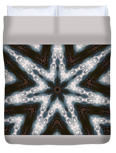 Mountain Star Duvet Cover