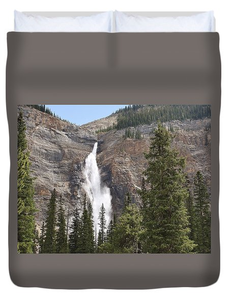 Mountian Water Duvet Cover